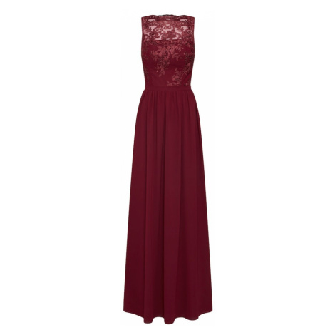 Chi Chi London Večerné šaty 'Tiffy'  bordová