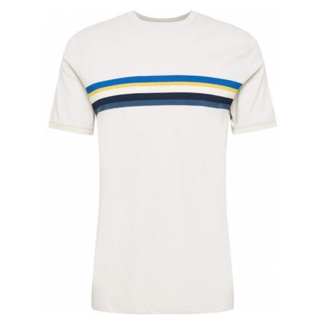 Ted Baker Tričko  biela / modrá / tmavomodrá / námornícka modrá / žltá