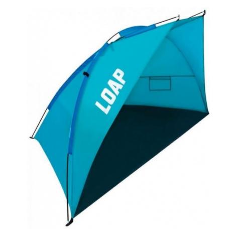 Loap BEACH SHADE M modrá - Plážová clona