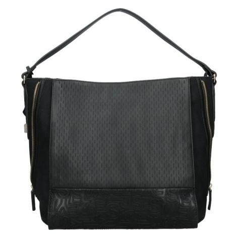 Dámska kabelka Sisley Matilda - čierna