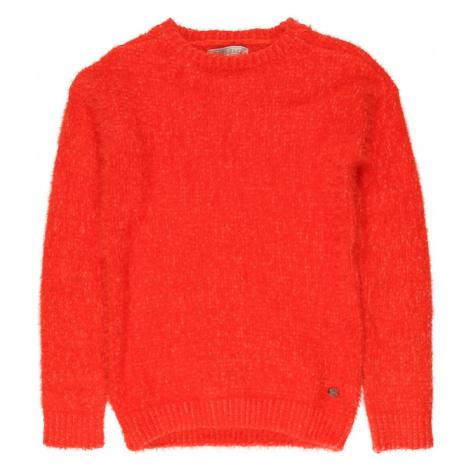 Cars Jeans Sveter 'Chenille '  oranžová