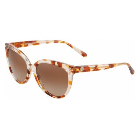 Michael Kors Slnečné okuliare 'JAN'  béžová / zmiešané farby