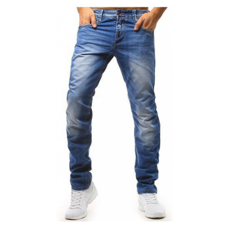 Men's blue denim jeans UX1521 DStreet