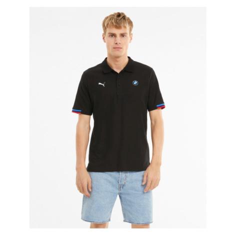 Puma BMW MMS Polo tričko Čierna