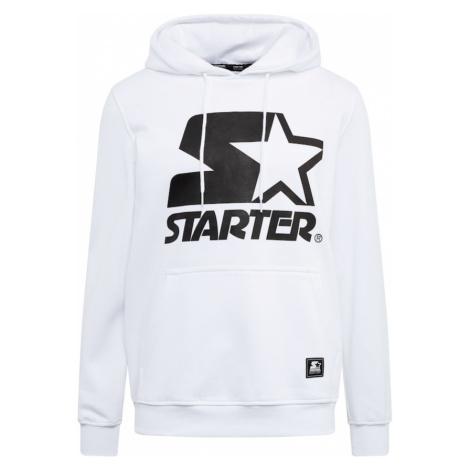 Starter Black Label Mikina 'Starter The Classic Logo Hoody '  biela