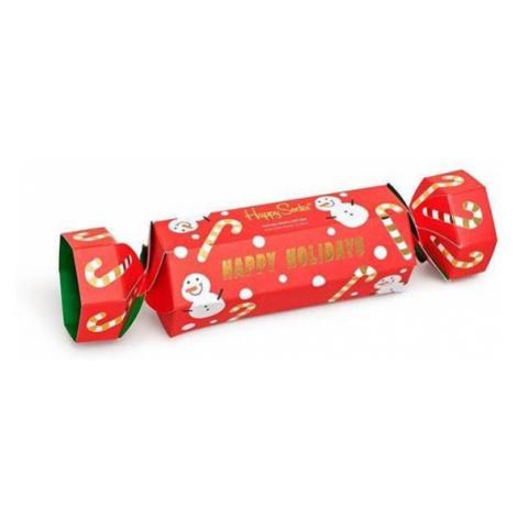 Happy Socks Kids Holiday Socks Gift Set 2-Pak XKCAC02 0100