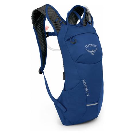 Cyklistický batoh Osprey Katari 3 modrý