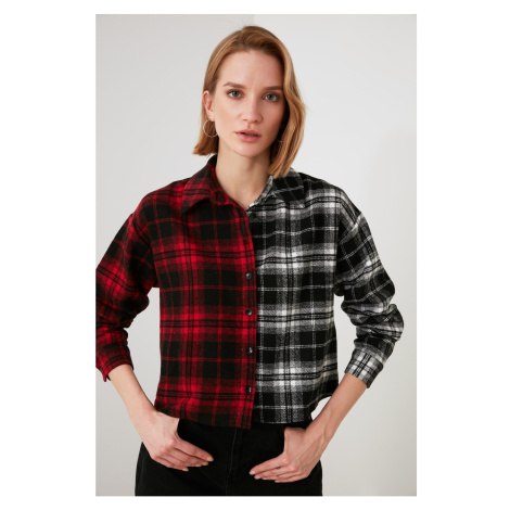 Trendyol Multicolor Checkered Shirt