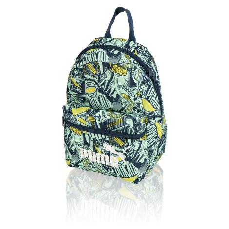 Puma Phase small Backpack modrá