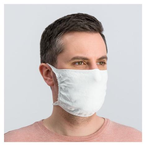Ochranné rúško na tvár AG+ UNI 10KS