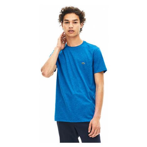 Lacoste S TEE-SHIRT modrá - Pánske tričko