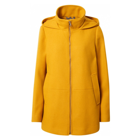 ESPRIT Prechodný kabát  žltá