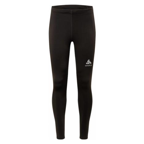 ODLO Športové nohavice  čierna