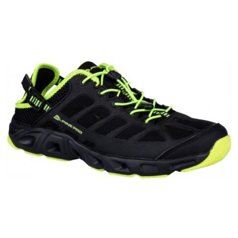 ALPINE PRO CETAN čierna - Pánska obuv