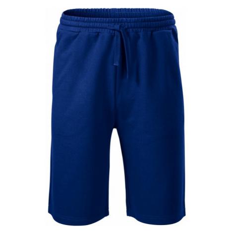 Pánske teplákové šortky, kráľovská modrá
