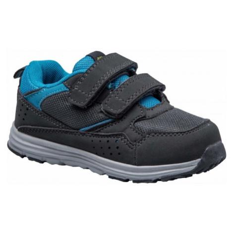 Arcore NOWA II šedá - Detská voľnočasová obuv