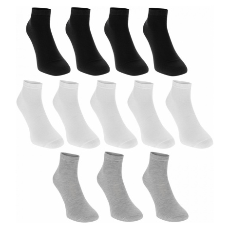 Donnay Trainer Socks 12 Pack Mens
