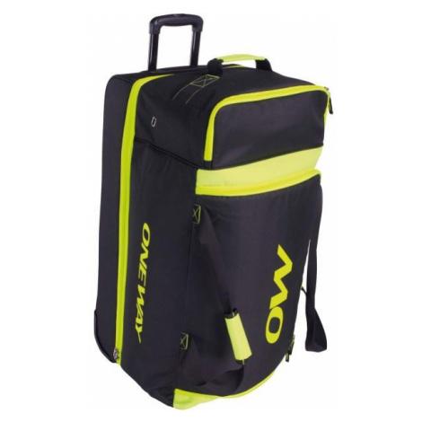 One Way PREMIO CONTAINER 115L čierna - Športová taška na kolieskach