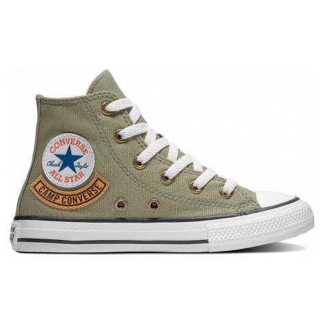 Converse Chuck Taylor All Star Quarter Pocket-13.5 šedé 667783C-13.5