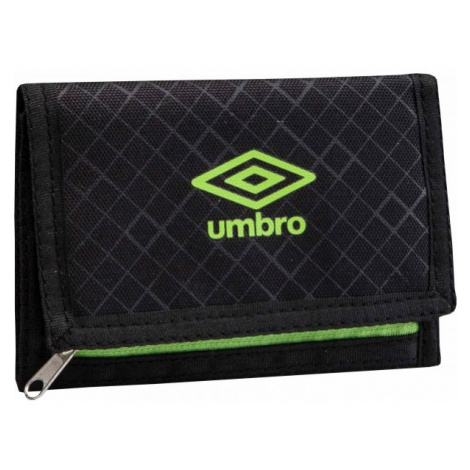 Umbro UX ACCURO WALLET zelená - Peňaženka