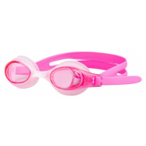 Miton YAM JR ružová - Detské plavecké okuliare