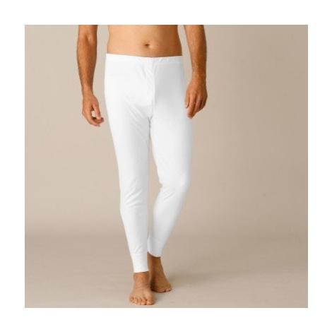Blancheporte Spodné nohavice Thermoperle, súprava2 ks biela