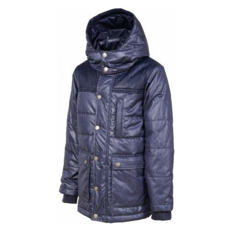 ALPINE PRO TEORO modrá - Detská bunda