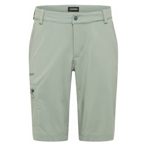 Schöffel Športové nohavice 'Folkstone'  pastelovo zelená