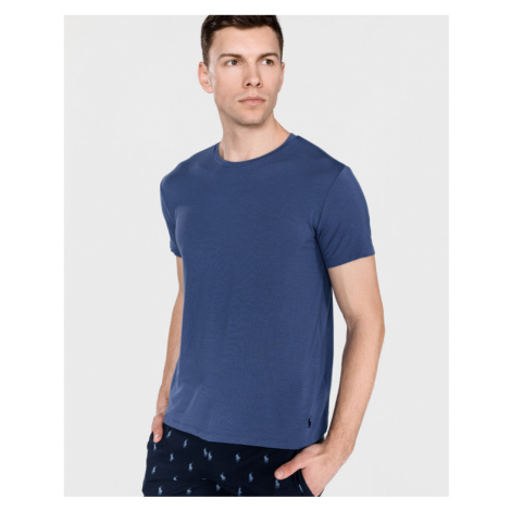Polo Ralph Lauren Tričko na spanie Modrá