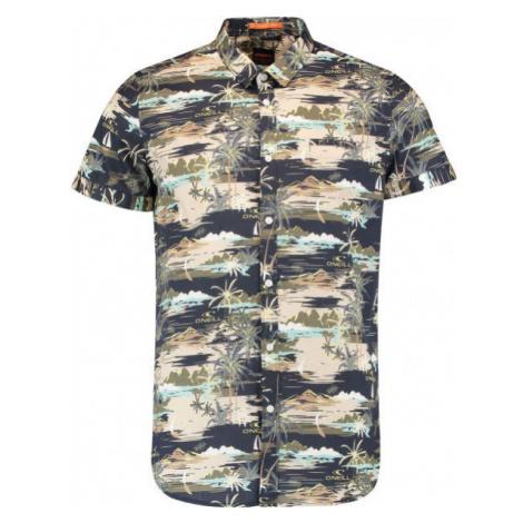 O'Neill LM ANGORA S/SLV SHIRT - Pánska košeľa