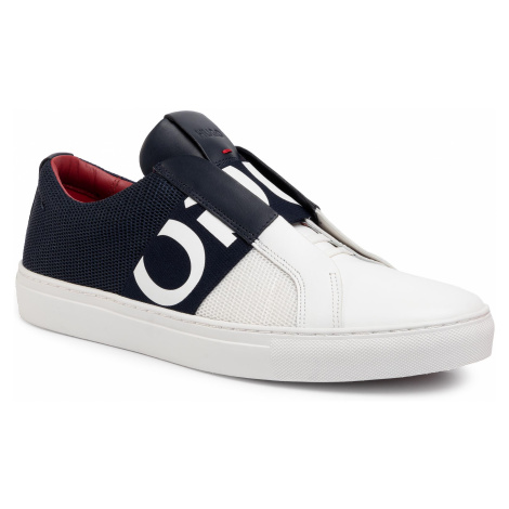 Sneakersy HUGO - Futurism 50407620 10214585 01 Open Blue 460 Hugo Boss