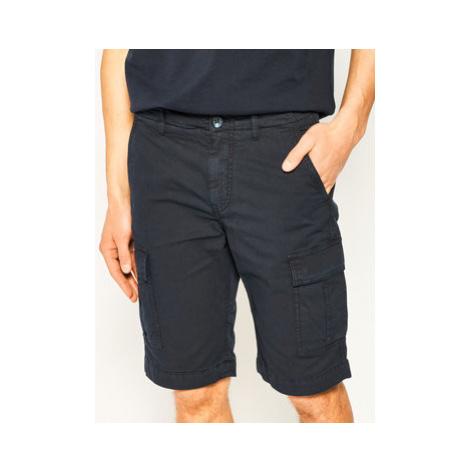 Guess Džínsové šortky Ben M02D17 WCRK1 Tmavomodrá Regular Fit