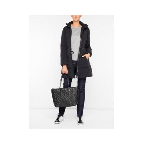 Emporio Armani Zimný kabát 6G2L68 2NUHZ 0999 Čierna Regular Fit