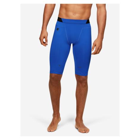 Kompresné šortky Under Armour Rush Hg Long Shorts Modrá