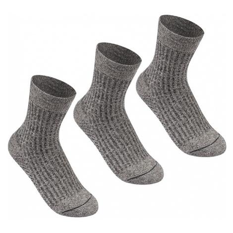 Dámske klasické ponožky Lee Cooper - 3 Ks