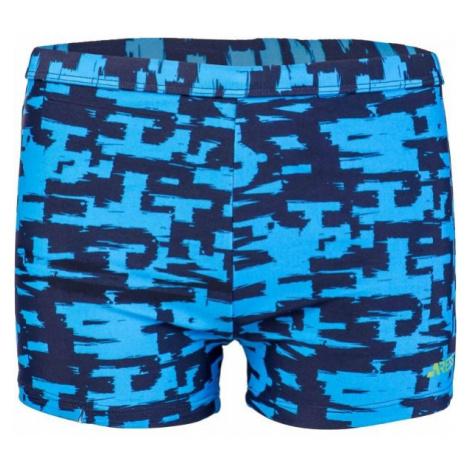 Aress GUY tmavo modrá - Chlapčenské plavky