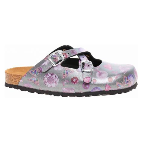 Dámské pantofle Bio Life 0128 antra Lola 382 0128 antra Lola 382