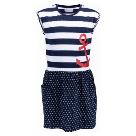 Lotto MOORIAN modrá - Dievčenské šaty