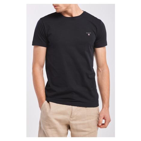 čierna pánske tričká