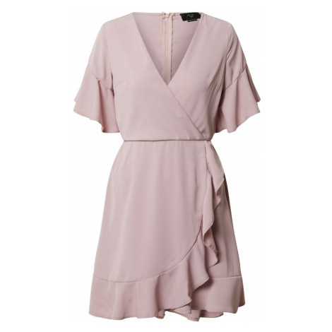 AX Paris Šaty  telová / ružová