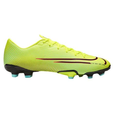 Nike MERCURIAL VAPOR 13 ACADEMY MDS FG/MG žltá - Pánske kopačky