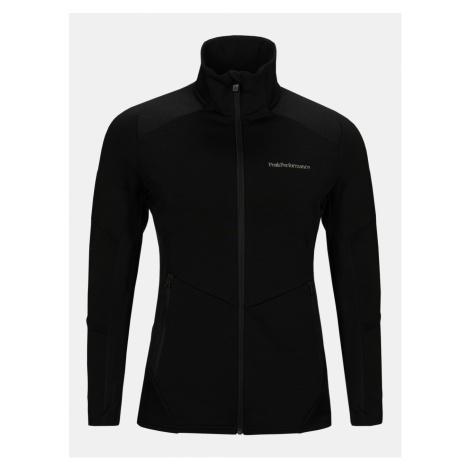 Mikina Peak Performance W Vertical Mid Zip Jacket