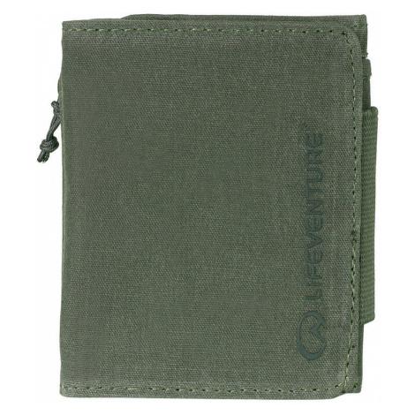 Lifeventure RFiD Wallet olive