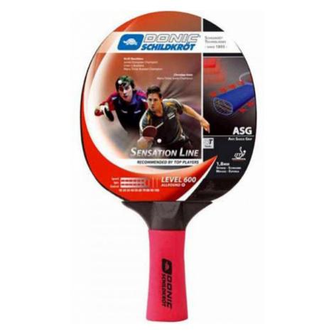 Donic SENSATION 600 čierna - Raketa na stolný tenis