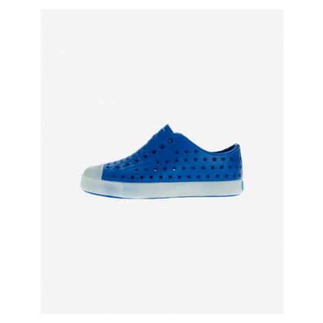 Native Shoes Jefferson Glow Slip On detské Modrá