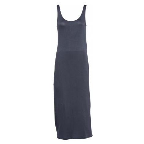 PIECES Letné šaty 'Kalli'  modrosivá