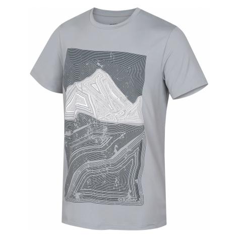 Husky Tash sv. šedá, Pánske tričko