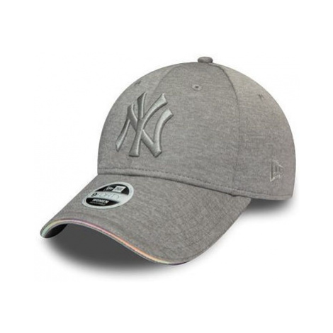 New Era 9FORTY IRIDESCENT NEW YORK YANKEES šedá - Dámska šiltovka