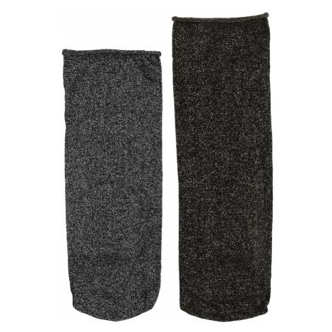 Swedish Stockings Ponožky 'Lisa'  zlatá / čierna / strieborná