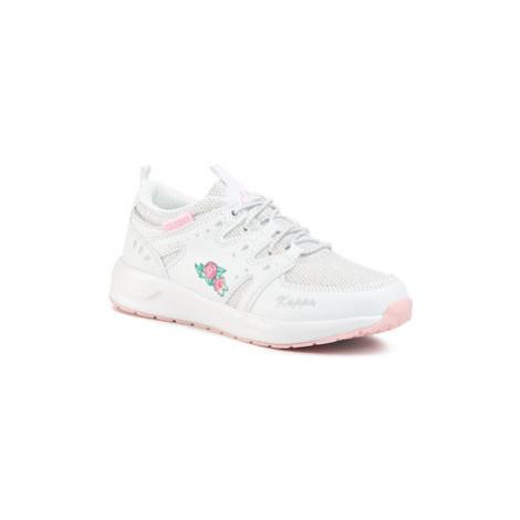Kappa Sneakersy Loretto K 260791K Biela